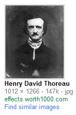 Not Very Thoreau